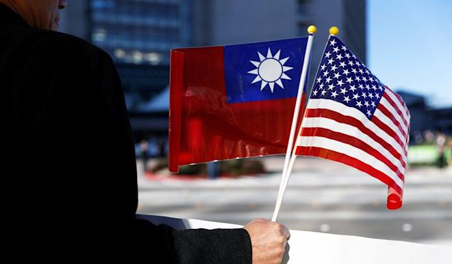 Both the US and Taiwan are keen to reduce their dependence on mainland China. Photo: Reuters