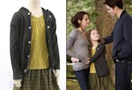 <p>Young Renesmee's costume from the end of 'Breaking Dawn – Part 2.' (Photo: Prop Store/Summit) </p>