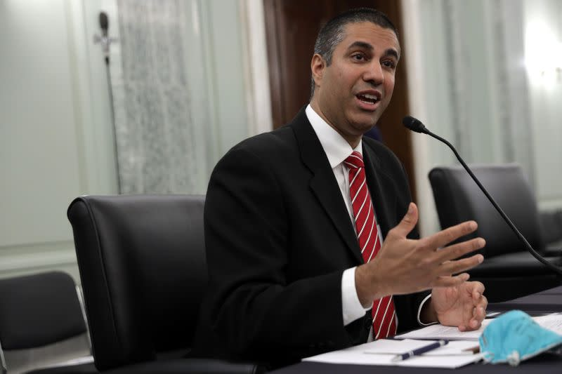FCC chairman stands by net neutrality repeal after appeals court ruling
