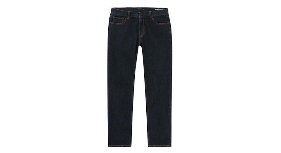 Slim Fit 5 Pocket Denim Jeans
