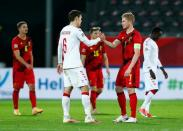 UEFA Nations League - League A - Group 2 - Belgium v Denmark