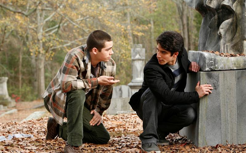 """Tyler Posey Watches Old Episodes of """"Teen Wolf"""" to Reminisce"""