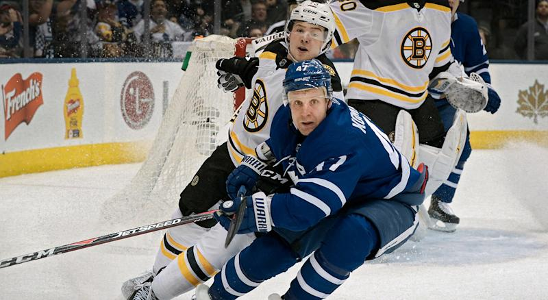 Bruins vs. Maple Leafs Game 2: Full highlights, final score and more