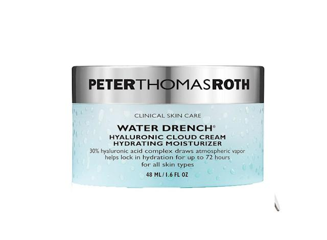 "<p>$52, <a href=""https://www.sephora.com/product/water-drench-hyaluronic-cloud-cream-P415701"" rel=""nofollow noopener"" target=""_blank"" data-ylk=""slk:sephora.com"" class=""link rapid-noclick-resp"">sephora.com</a> </p>"