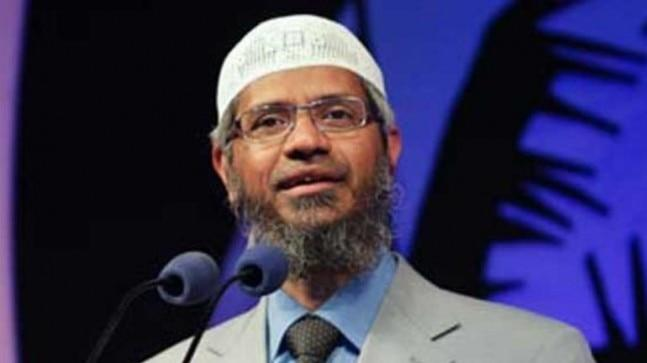 Controversial preacher Zakir Naik claimed that he was being targetted for spreading peace.