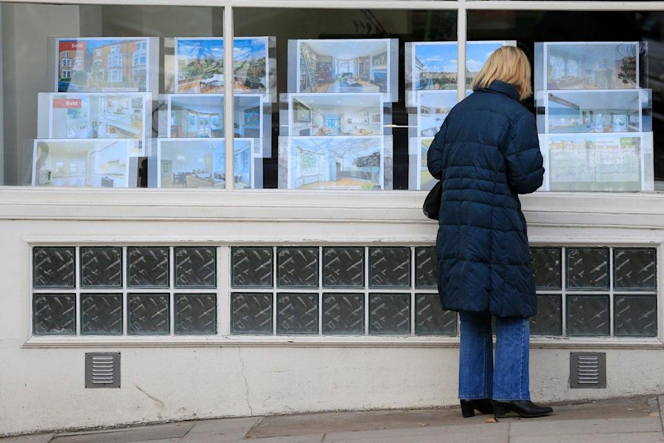 <p>Home buyers could benefit from a new mortgage guarantee scheme </p> (Jonathan Brady/PA)