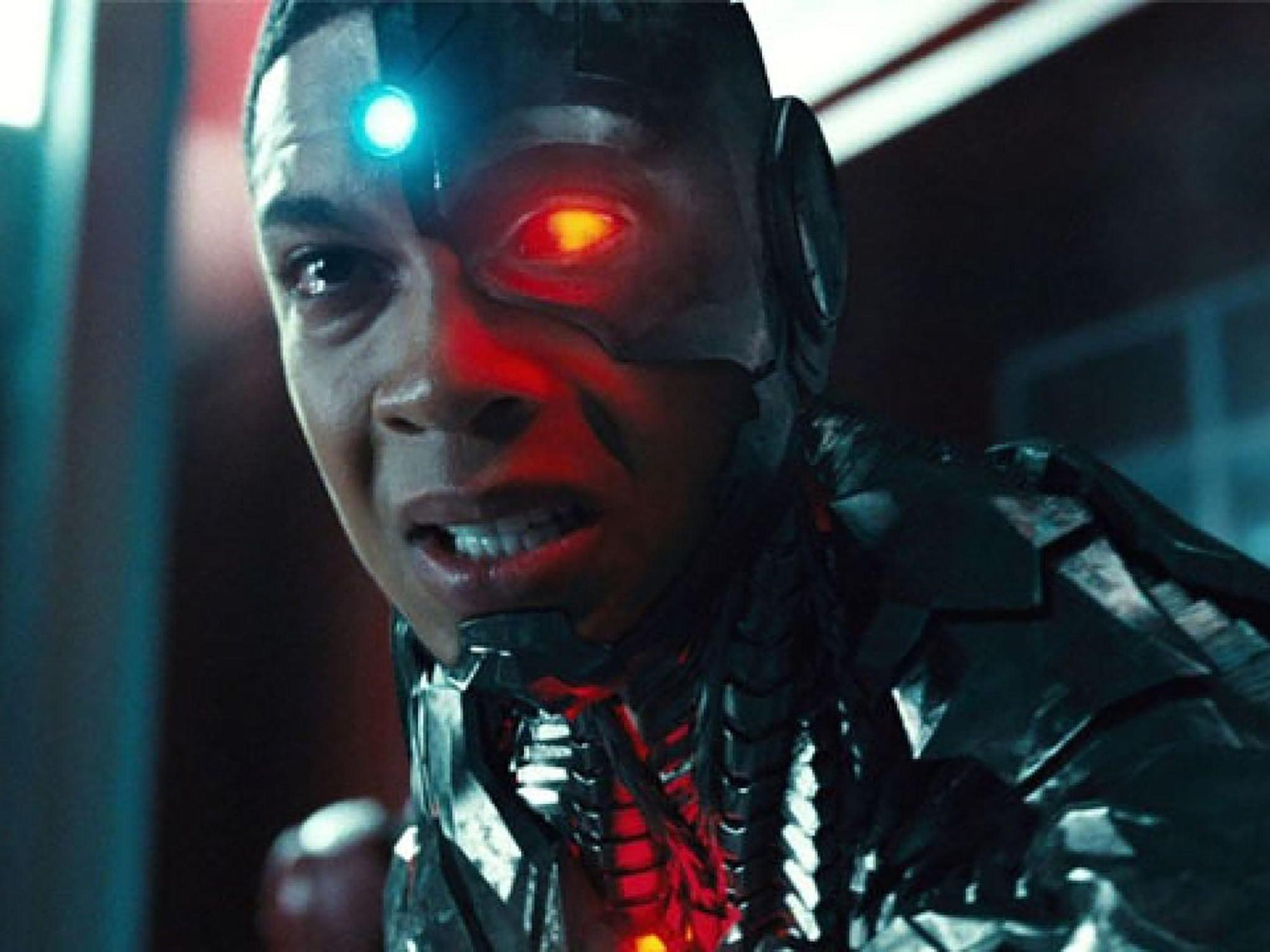 Ray Fisher confirms he's been 'removed' from The Flash amid Warner Bros battle