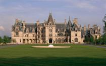 """<p><a href=""""https://www.biltmore.com/"""" rel=""""nofollow noopener"""" target=""""_blank"""" data-ylk=""""slk:The Biltmore"""" class=""""link rapid-noclick-resp"""">The Biltmore </a></p><p>This mega-mansion is in Asheville and holds the title of America's Largest Home. Built by George Vanderbilt, this home boasts 35 bedrooms, 43 bathrooms and a full-sized basement swimming pool. Can you imagine living there? You can take tours of the house, gardens, stay at the inn on the estate grounds, go on carriage rides, visit their farm, or stop in at the winery. </p>"""