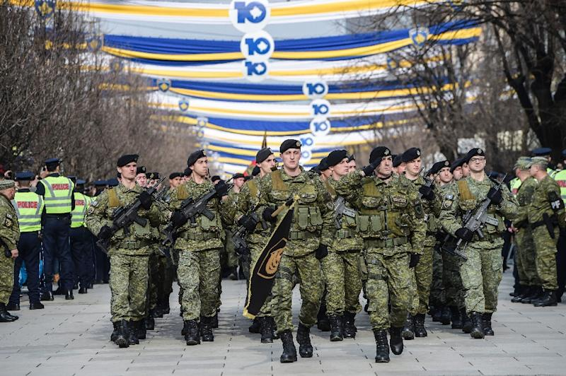Kosovo declared independence from Serbia 10 years ago. Sovereignty is rejected by Russia, whose Security Council veto prevents Kosovo from joining the United Nations, and five EU countries including Spain and Greece