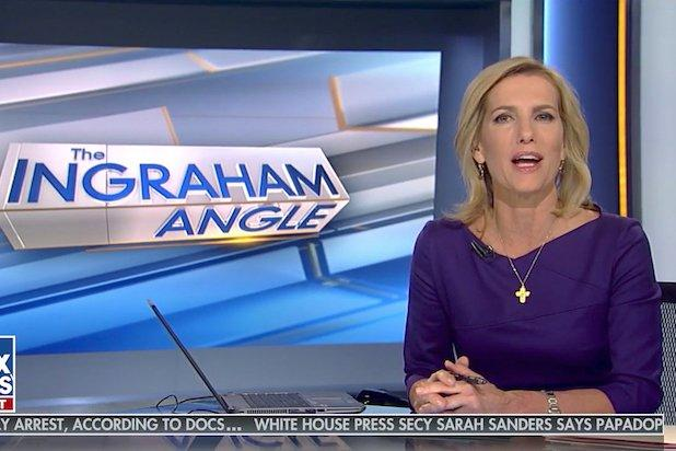 Laura Ingraham visits 'SNL' Weekend Update to announce her new sponsors