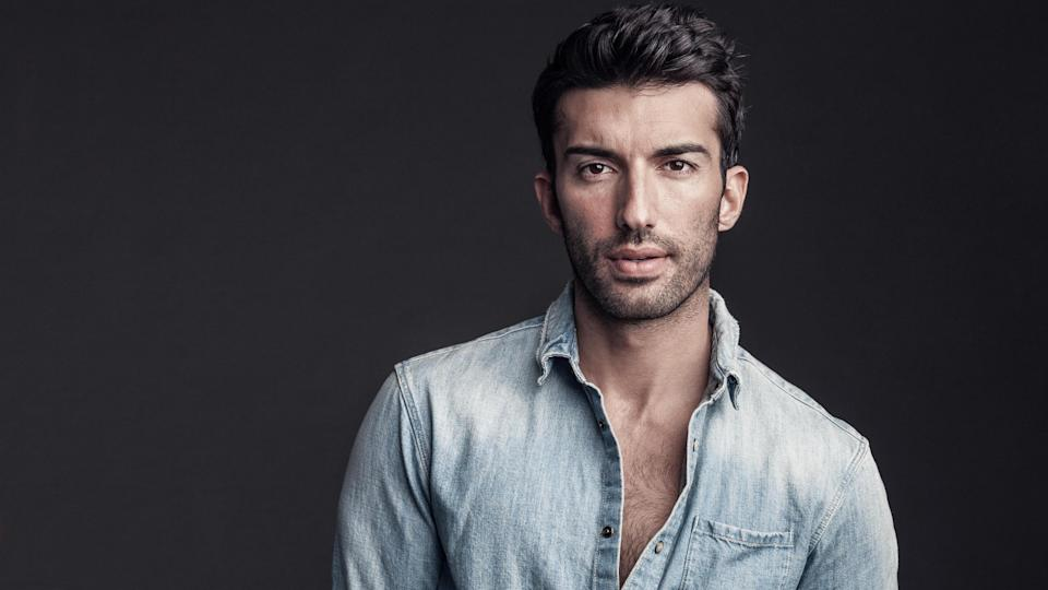 Actor-activist Justin Baldoni and leading expert on men and masculinities