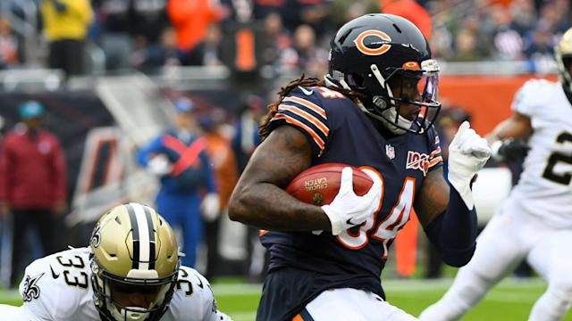 Bears open as 5.5-point favorites over Chargers in Week 8