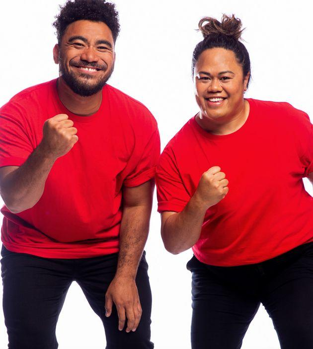 the amazing race contestants The Besties Jess and Sefa