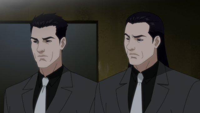 Crispin and Basilio voiced by Griffin Patau. Netflix