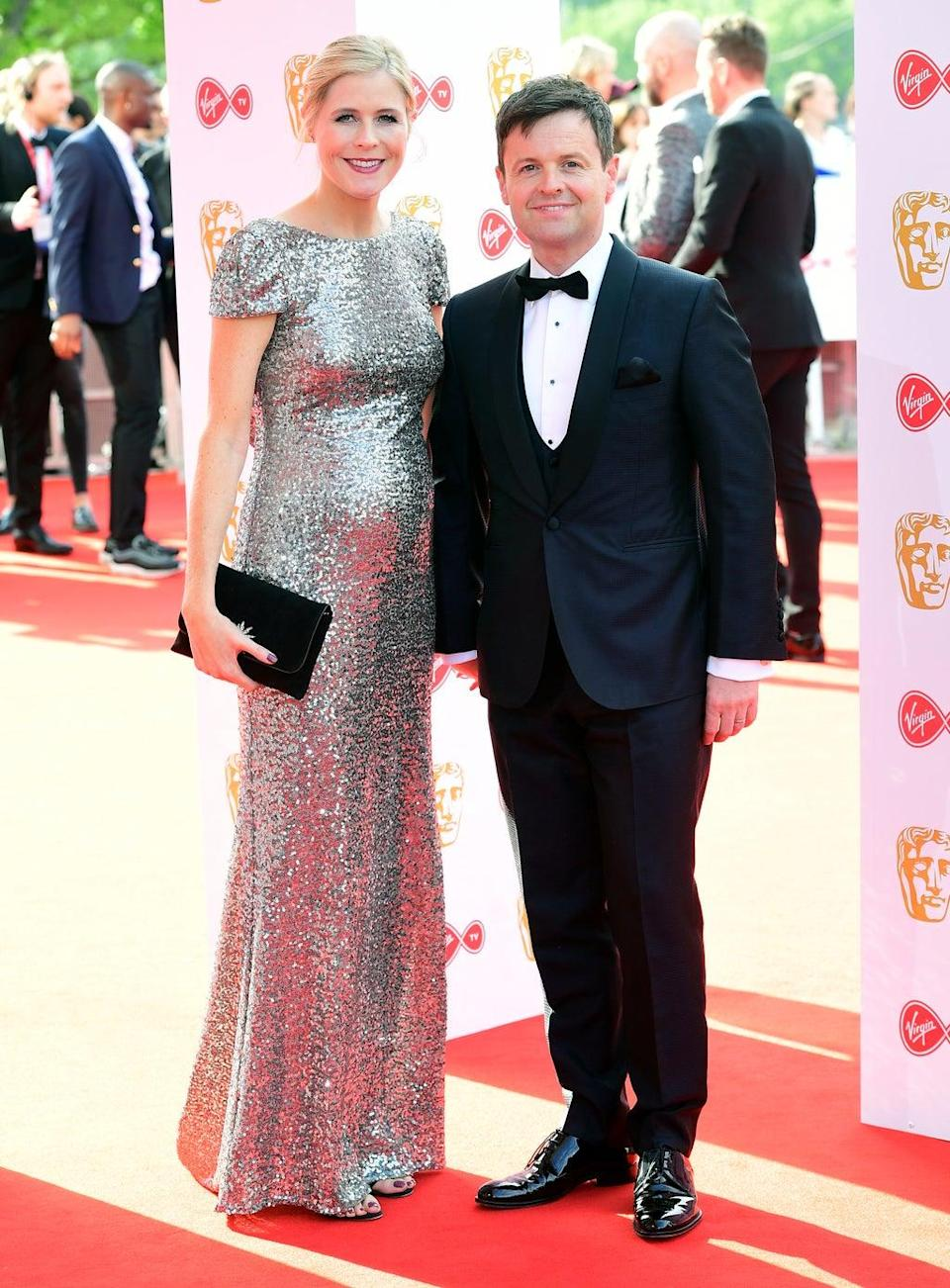 Declan Donnelly and his wife were reportedly asleep at the time (Ian West/PA) (PA Archive)