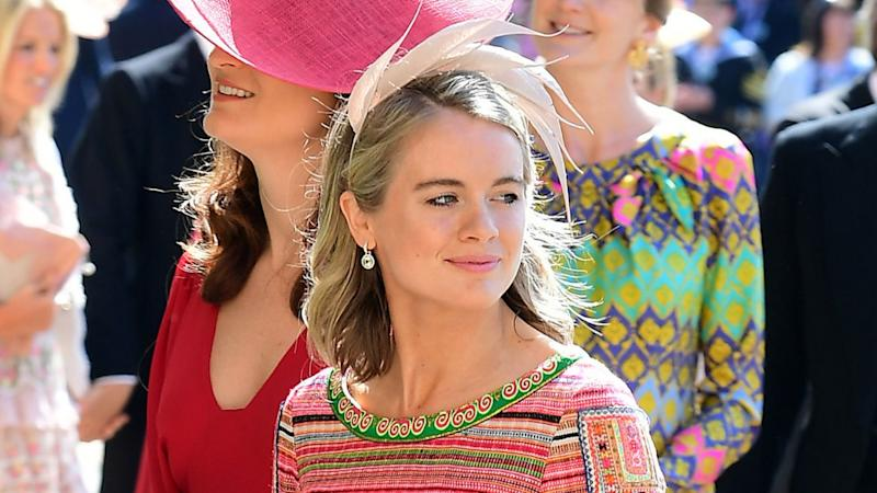 Prince Harry's Ex Cressida Bonas Was Concerned About This One Thing at His Royal Wedding