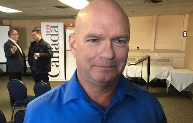 Chris Chivilo, CEO of W.A. Grain & Pulse Solutions, says the sale of the company's assets on P.E.I. should more than cover the balance owing the province.