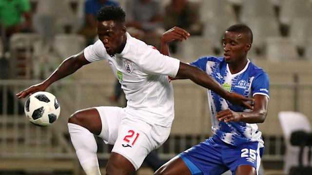 The Team of Choice defender has been linked with a move to Orlando Pirates but his agent has set the record straight