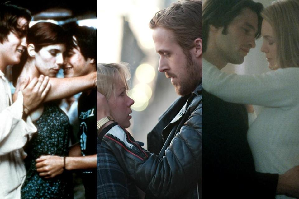 Related video: Trailer for Blue Valentine (2010) starring Ryan Gosling and Michelle William