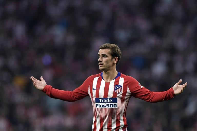 Antoine Griezmann has won the Europa League and UEFA Super Cup with Atletico Madrid this year as well as the World Cup with France