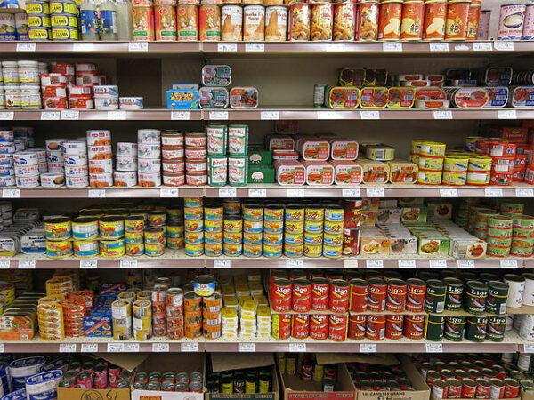 Grocery List Philippines - Canned Goods