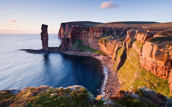 Old Man of Hoy, Orkney - Getty