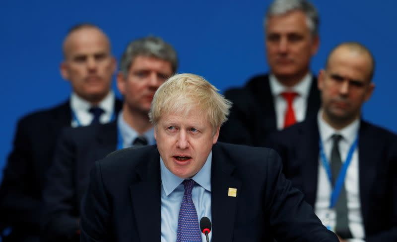 Iran protests are sign of real popular dissatisfaction - PM Johnson