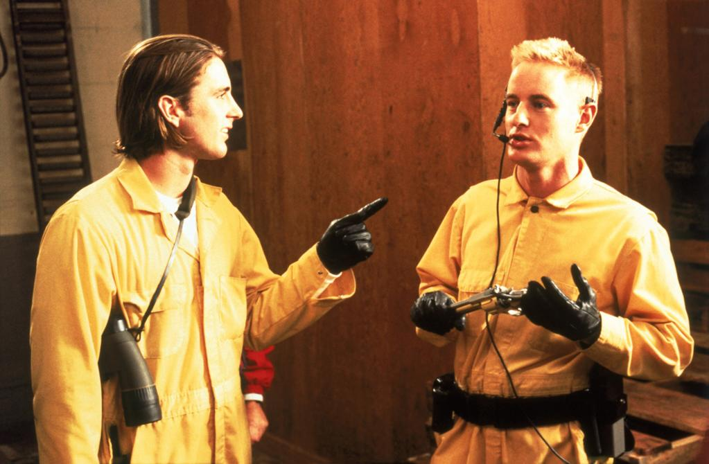 """1996  Wes Anderson's first feature, """"Bottle Rocket,"""" which was based on his original 13-minute short comedy from two years earlier, was released on this day. It was the first role for brothers Luke and Owen Wilson. Owen also co-wrote the script."""