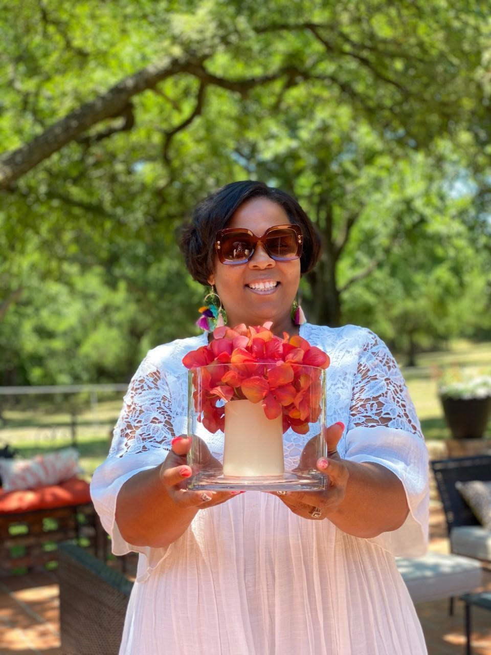Paige hopes to help other Black women find peace in the midst of racial injustice and a global health crisis. (Photo: Tara Paige0