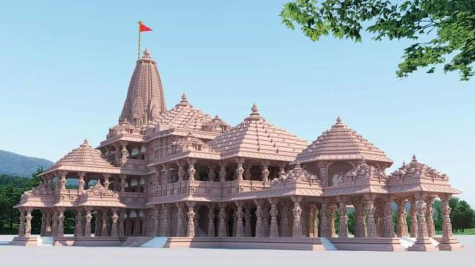 Ram Temple trust out of space to store silver bricks