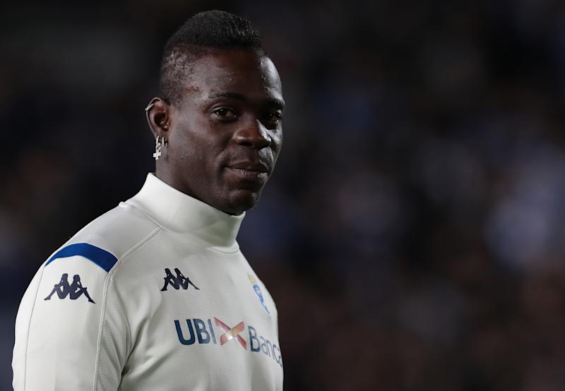 Mario Balotelli (Photo by Emilio Andreoli/Getty Images)