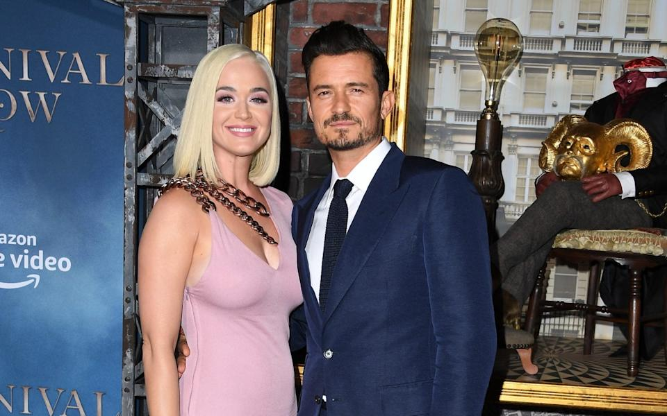 Orlando Bloom and Katy Perry are believed to be looking to join the A-listers on the American Riviera - WireImage
