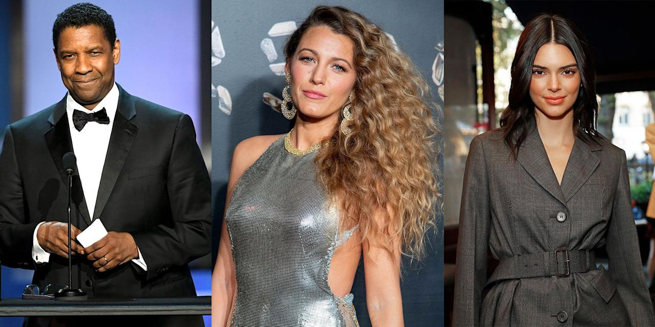 <p>Celebrities have plenty of reasons to decide not to drink: they like to look younger, they get headaches, they prefer the high that is life (stars: they're just like us!). Below, a few celebs who've chosen not to drink for a myriad of reasons.</p>