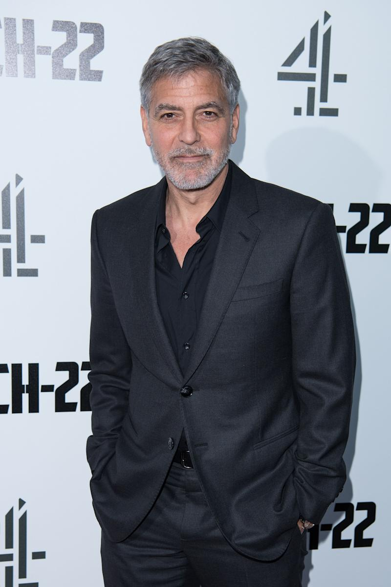 Clooney escaped with his life and decided to stop riding motorcycles for good. (Photo: Jeff Spicer via Getty Images)
