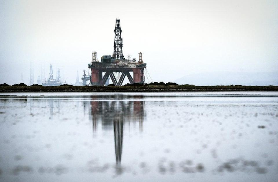 The price of oil hit a three-year high on Tuesday (Jane Barlow/PA) (PA Wire)
