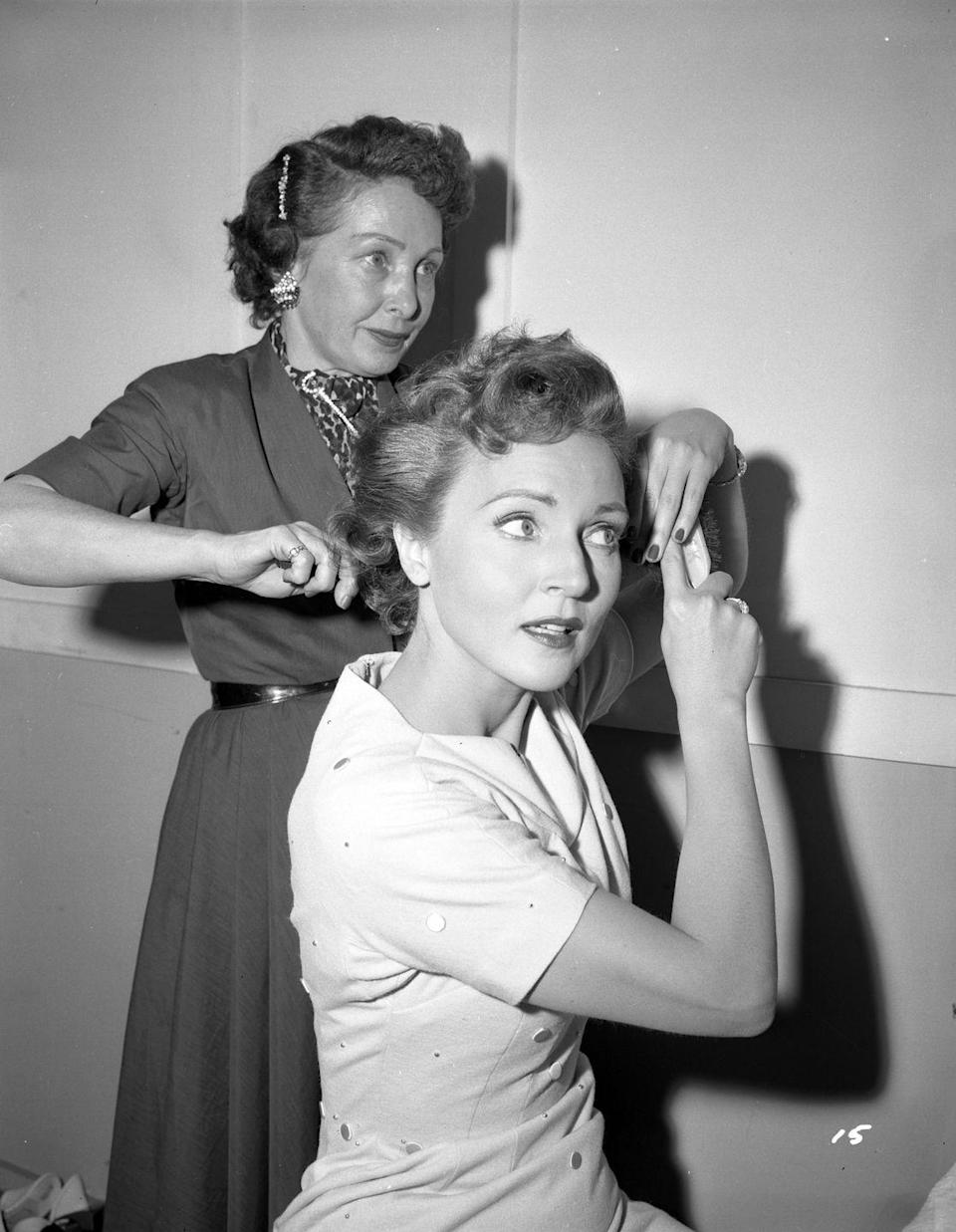 <p>While working on her variety show, Betty was also a frequent guest on game shows like <em>What's My Line </em>and <em>Password</em>. </p>