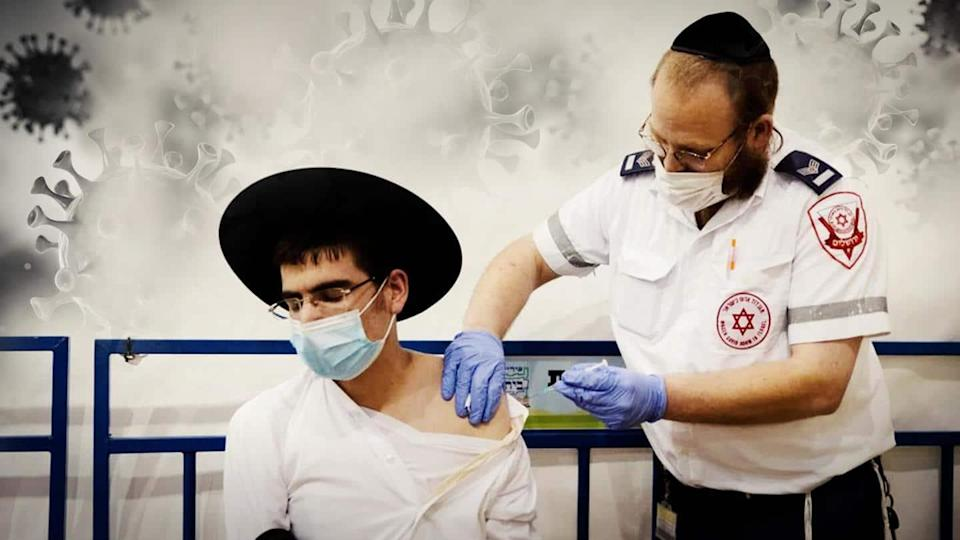 Hailed for vaccination drive, Israel sees COVID-19 spike after reopening
