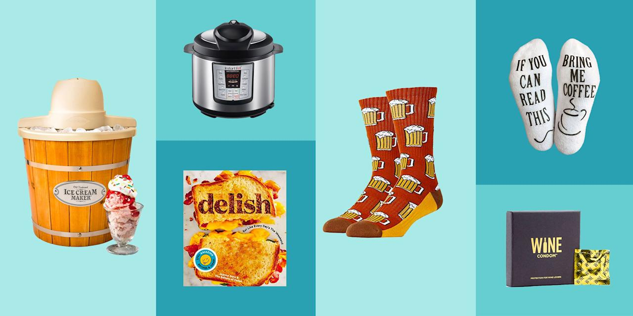 """<p>The time between Thanksgiving and <a href=""""https://www.delish.com/holiday-recipes/christmas/"""" target=""""_blank"""">Christmas</a> always flies by. If you're still a little behind on your holiday shopping, or have a few more odds and ends to purchase, these Amazon Prime gifts are your best bet. Order ASAP to have them at your door in days—that leaves you plenty of time to wrap them up and add a bow! For more solid present ideas, check out the rest of our <a href=""""https://www.delish.com/best-gifts/"""" target=""""_blank"""">awesome gift guides</a>.</p>"""