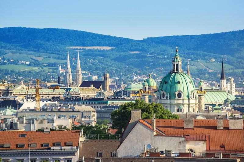 This Is the Most Livable City in the World