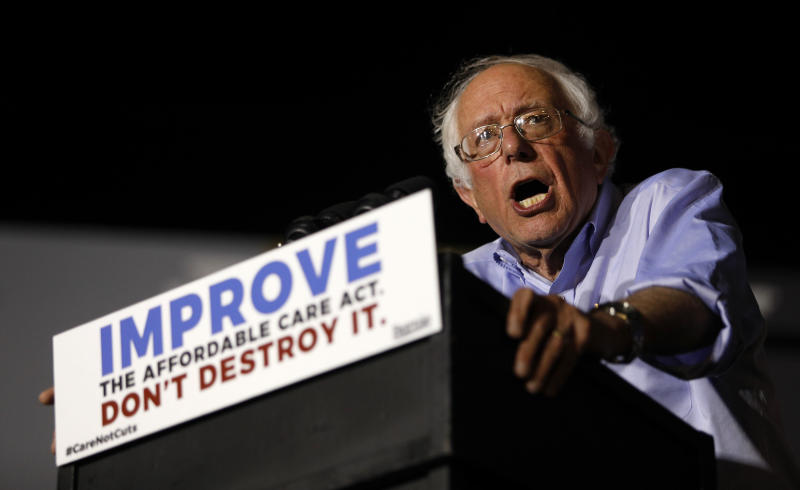 Sen. Bernie Sanders (I-Vt.) plans to unveil a new version of his