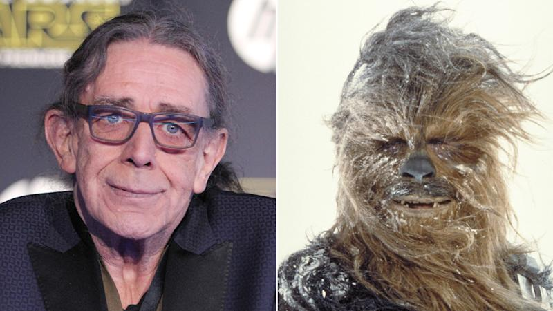 Peter Mayhew, original 'Chewbacca' actor, dies at 74, family says