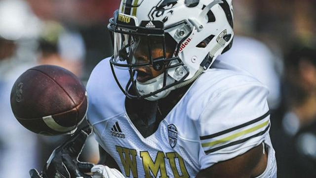 The New York Giants selected Sam Beal in the third round, making him the first Supplemental Draft pick since 2015.