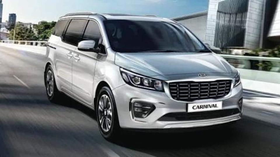 Kia Carnival available with a 30-day return scheme in India