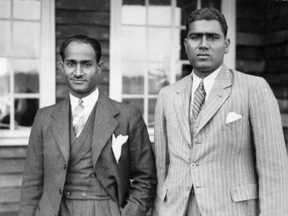 Nissar is the first Indian player to feature on the Lord's Honor Board