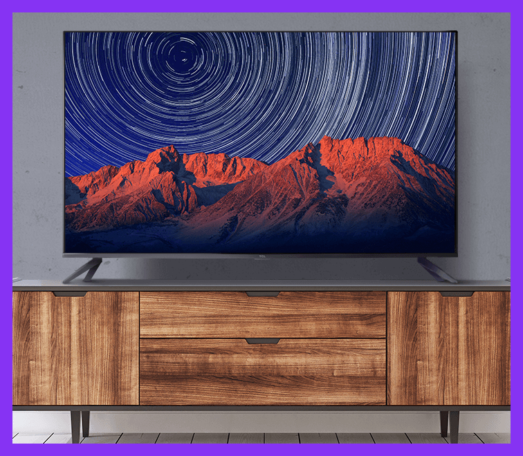 Get this TCL 50-inch 4K Ultra HD Roku Smart LED TV (50S535) for just $420, or $180 off. (Photo: Walmart)