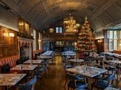 """<p>With its cosy corners, roaring log fires and historic atmosphere, <a href=""""https://go.redirectingat.com?id=127X1599956&url=https%3A%2F%2Fwww.booking.com%2Fhotel%2Fgb%2Flygonarms.en-gb.html%3Faid%3D2070935%26label%3Dchristmas-hotels&sref=https%3A%2F%2Fwww.countryliving.com%2Fuk%2Ftravel-ideas%2Fstaycation-uk%2Fg37440810%2Fchristmas-hotels-getaways%2F"""" rel=""""nofollow noopener"""" target=""""_blank"""" data-ylk=""""slk:The Lygon Arms Hotel"""" class=""""link rapid-noclick-resp"""">The Lygon Arms Hotel</a> offers the perfect homely nostalgic Christmas. You can cuddle up with a loved one after dinner among festive tartans or heading to the spa to for a soak and to let our stresses simply melt away. Christmas hotel guests can also admire the holly and the ivy on a frosty walk in the 'Wolds and do it in style: the hotel has a collection of Le Chameau wellies to offer walkers in The Lygon Arms Boot Room. </p><p>If you want to explore further afield, Sudeley Castle, just 20 minutes away by car, has a magical after-dark experience at Christmas. You can walk the illuminated trail around stunning castle grounds and enjoy seasonal songs as you discover the different corners of this romantic environment.</p><p><a class=""""link rapid-noclick-resp"""" href=""""https://go.redirectingat.com?id=127X1599956&url=https%3A%2F%2Fwww.booking.com%2Fhotel%2Fgb%2Flygonarms.en-gb.html%3Faid%3D2070935%26label%3Dchristmas-hotels&sref=https%3A%2F%2Fwww.countryliving.com%2Fuk%2Ftravel-ideas%2Fstaycation-uk%2Fg37440810%2Fchristmas-hotels-getaways%2F"""" rel=""""nofollow noopener"""" target=""""_blank"""" data-ylk=""""slk:CHECK AVAILABILITY"""">CHECK AVAILABILITY</a></p>"""