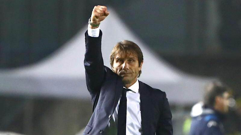 Conte backs Inter's fighting spirit to challenge Juventus