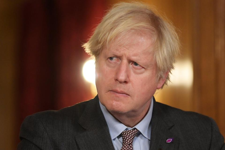 <p>Boris Johnson will face strong criticism from furious Scots fishermen who have accused him of 'betrayal'</p> (Getty Images)