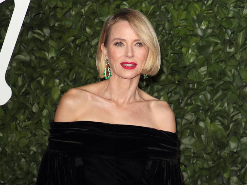 Naomi Watts developed rosacea while working on TV show Gypsy