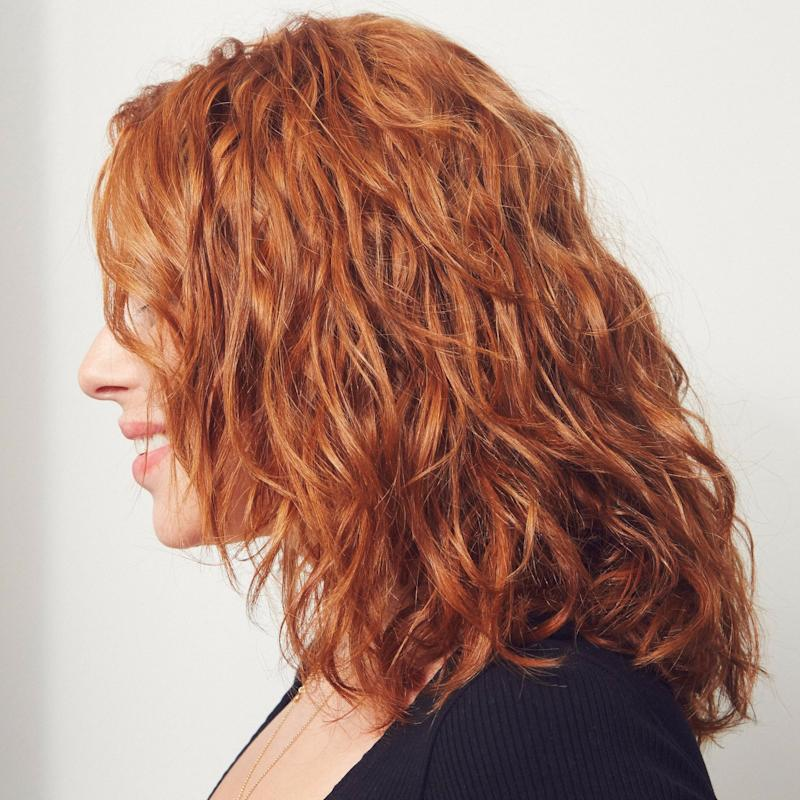How 1 Redhead Got Her Princess Ariel Mermaid Waves Back With A Perm